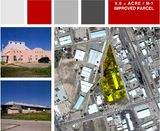 9.8 Acre Industrial Parcel And Buildings For Sale