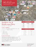 Commercial Lots For Sale in Northrise Business Park from 1 Acre