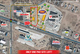 Prime Retail Land | Ground Lease or Build-To-Suit