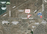 Industrial Land For Sale on Northern, Rio Rancho