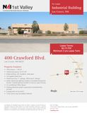 Industrial Land and Building for Lease Near I-10
