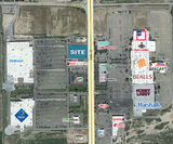 Walmart Anchored Pad Site Available