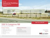 Industrial Warehouse and Office For Sale or Lease