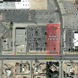 Planet Fitness Anchored Retail Pad Site