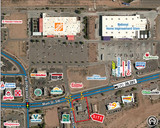 Hard Corner Pad Site in Red Hot Retail Trade Area