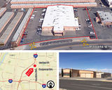 Prime Industrial location 1 block off of San Mateo