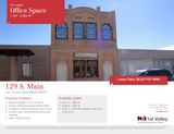 Office Space in Downtown Las Cruces for Lease