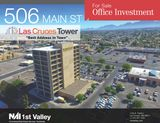 Office Investment For Sale in Downtown Las Cruces