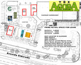 Agora Shopping Center - 3 Lease Units Available
