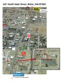 HARD CORNER REDEVELOPMENT LOT in BELEN