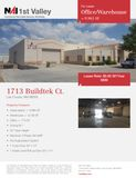 +-9,965 SF Office/Warehouse For Lease