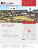 1.24 Acres of Land For Lease Near Mesilla Valley Mall