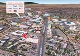 Retail Space with Cerrillos Exposure