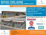 For Lease - Retail Development