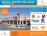 Retail Suites for Lease - Ventana Ranch