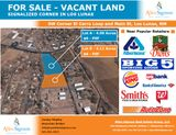 Vacant Land at Signalized Corner In Los Lunas for Sale