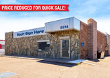 Rare NE Heights Office/Warehouse For Sale