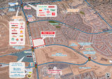 Pad Sites Available with Drive-Thru and Alcohol Sales Permissive