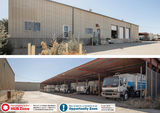 Freestanding Distribution Warehouse